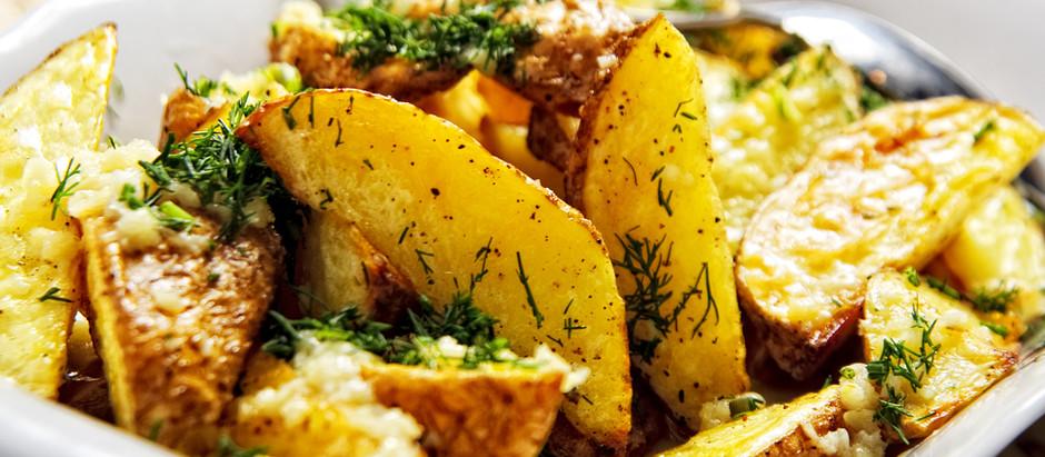 Kartoffel - Kürbisgröstl