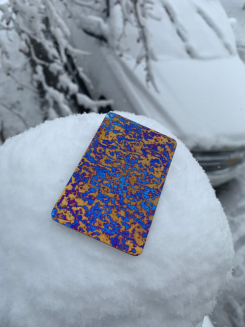 Timascus Credit Card