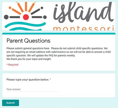 Parent FAQ Google Form.PNG