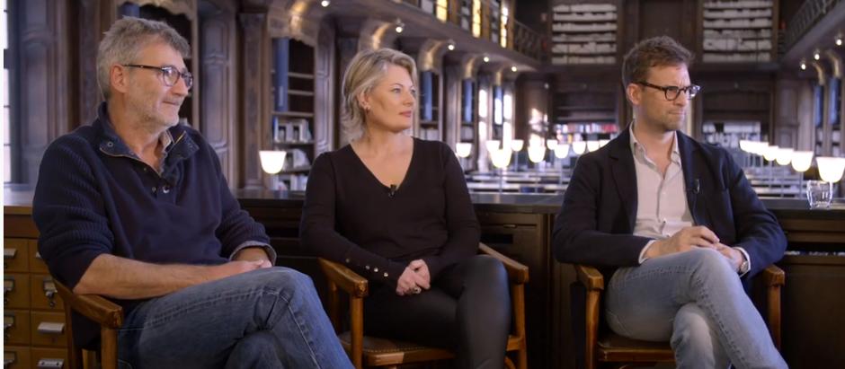 Vidéo de la table ronde : la nouvelle, un genre à re-découvrir