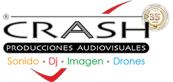 Logo de CRASH Producciones Audiovisuales