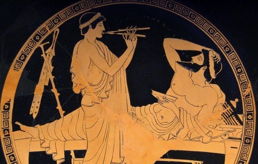עירא אבנרי: המשתה של אפלטון - ארוס ופילוסופיה
