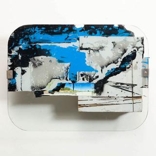 Lose-lose_acrylic and digital print on g