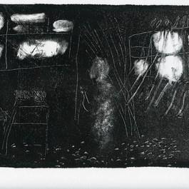 יאנה אר, ללא כותרת, מונוטייפ, 21X27, 201