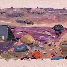 The Purple Sea