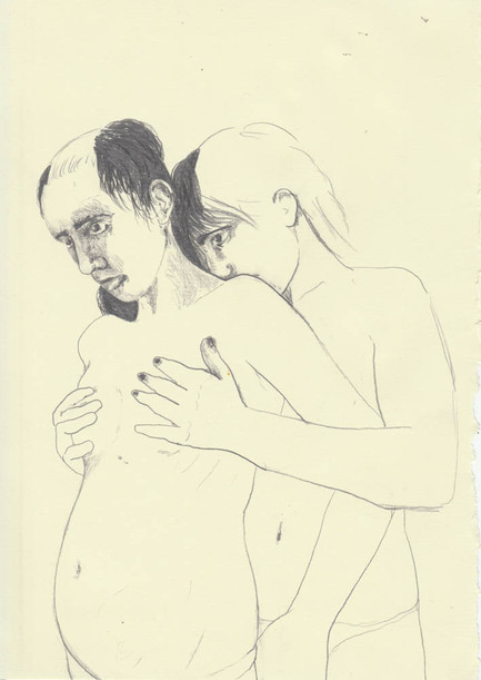 the-placement-of-hands-graphite-on-pape
