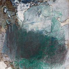 יום כחול - 1974, פנדה, 100X100, אוסף שוק