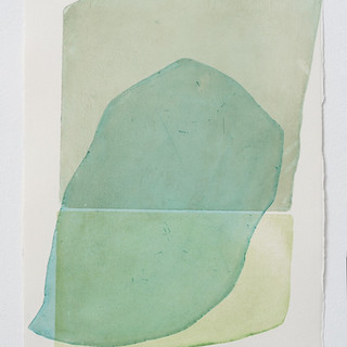 Avital Cnaani, Deapth 2, 42/32 cm 2019