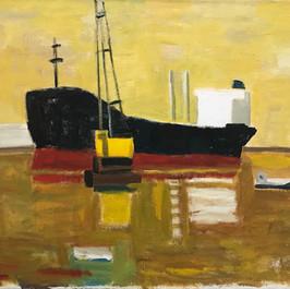 מיכלית בים צהוב
