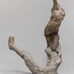 Pair II, 2008-9, Hydrocal, 187x137x76 cm