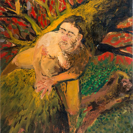 Shanee Roe, A Woman On a Tree