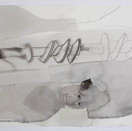 דורית רינגרט מתוך סדרת 'אל המגדלור רישומ