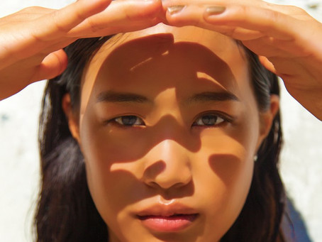 Does the sun really age your skin?