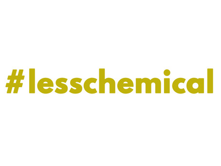 Watch out! #lesschemical