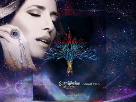 ESC 2017; Armenia publikon titullin e këngës.