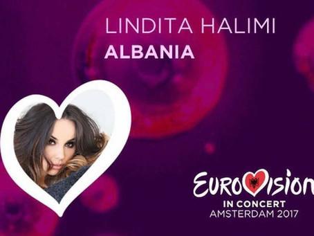Amsterdam: Pjesmarrje rekord në Eurovision in Concert 2017