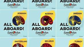 Kalendari i ESC 2018