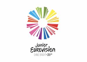 Official logo of JESC 2017