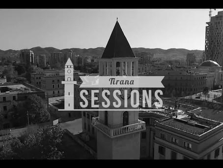 """""""Tirana Sessions"""" Eneda promovon kryeqytetin nëpërmjet muzikës"""