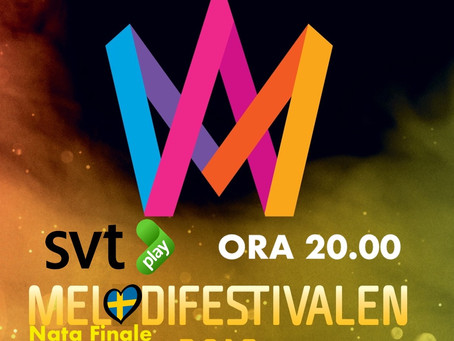 "Stokholm; drejtpërsëdrejti nata finale e ""Melodifestivalen 2018"""