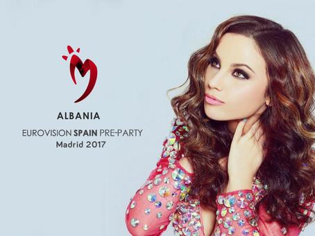 Lindita konfirmon pjesmarrjen në koncertin promovues në Madrid