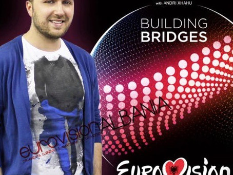 Interview: Andri Xhahu - Everything Eurovision (An Interview with the commentator of Albania)