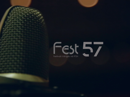 Watch the 57. edition of Festivali i Këngës