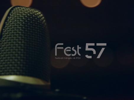 Pranimi i këngëve në Festivalin e 57. të Këngës në RTSH