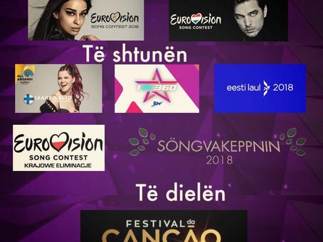 Superfundjava e dytë e Eurovizionit: Qipro, Vendet e Ulëta, Finlanda, San Marino, Estonia, Polonia,