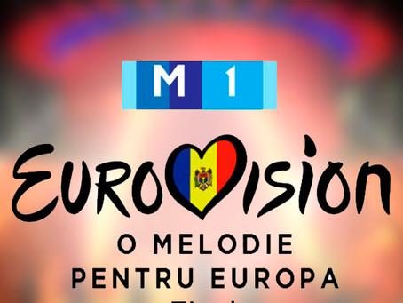"""Moldavi; drejtpërsëdrejti nga Kishinau, nata finale e festivalit """"O melodie pentru Europa 2018&"""