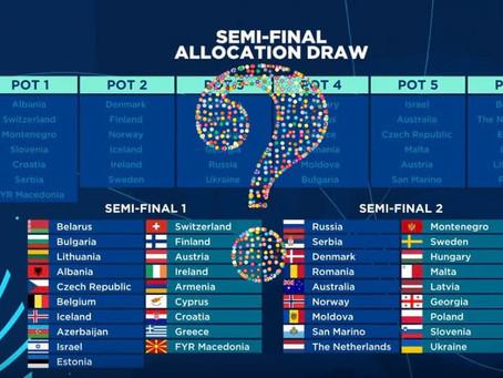 Së shpejti, do të zbulohet radha e performancës në gjysëmfinalet e Lisbonës
