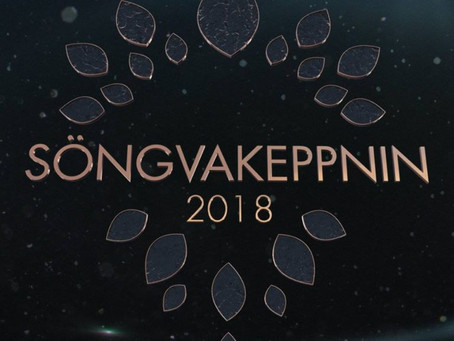 """Reykjavík; drejtpërsëdrejti nata finale e festivalit """"Söngvakeppnin 2018"""""""