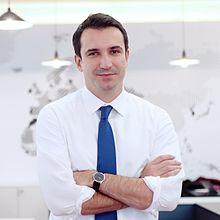 Erion Veliaj - Major of Tirana