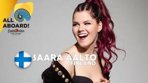 """Helsinki; drejtpërsëdrejti """"UMK18 - Një këngë për Saara Alto"""""""