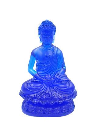 Blue Buddha 2
