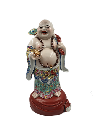 Laughing Buddha 笑佛
