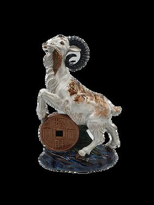 Goat ornament 招财进宝山羊