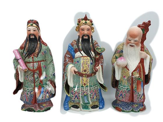 Fu Lu Shou Set 2