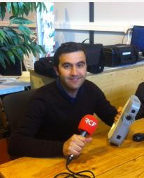 CTRL P et Salim Abdous: la numérisation 3D pour l'archivage et la maintenance