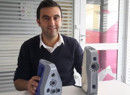 Une jeune pousse stéphanoise mise sur les applications multiples de la 3D