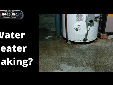 Water Heater Leaking? What to do with it?