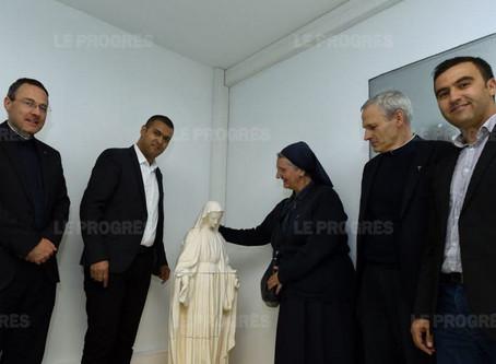 L'impression 3D, nouvelle protection des statues abîmées ?