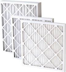 Change furnace filters once a month