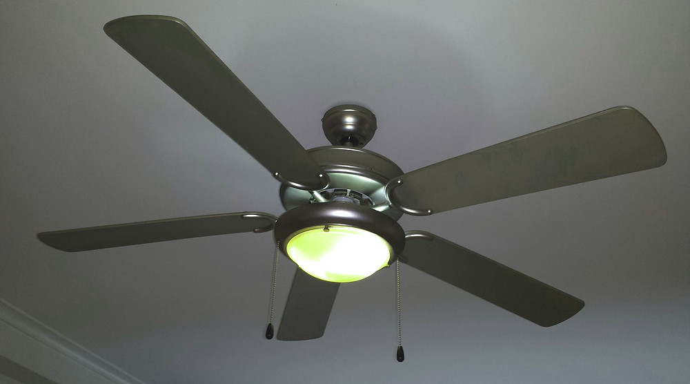 Omaha Ceiling Fan Install