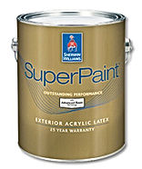 Exterior Acrylic Latex Paint