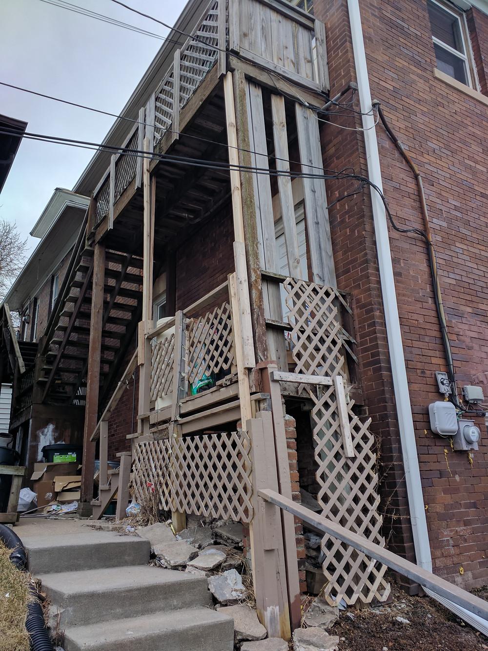 Omaha Handyman | Omaha Deck Repair