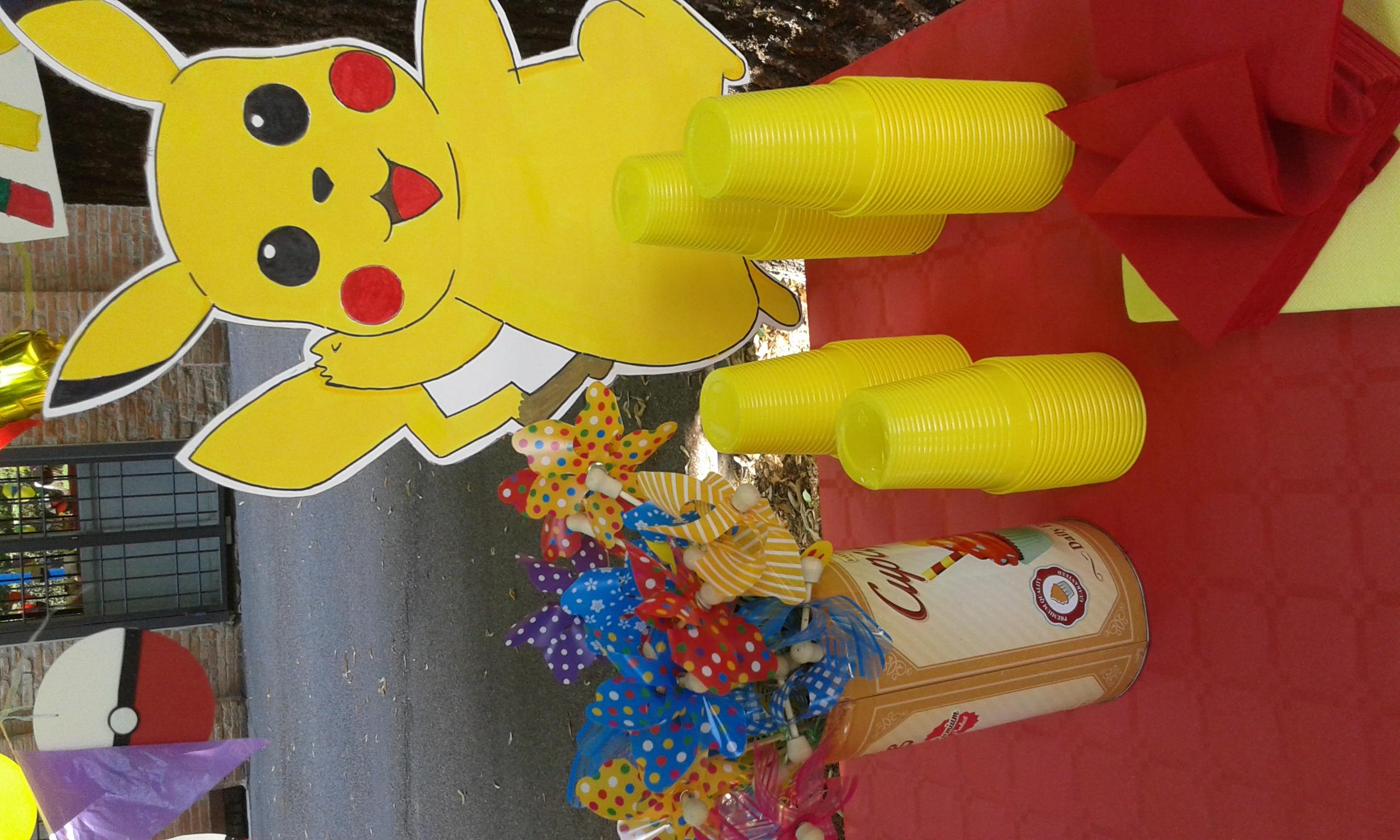 festa pokemon