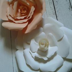 fiori di carta decorazione festa