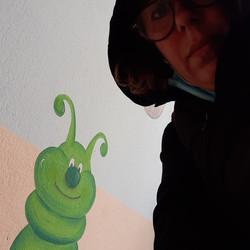 murales asilo al lavoro
