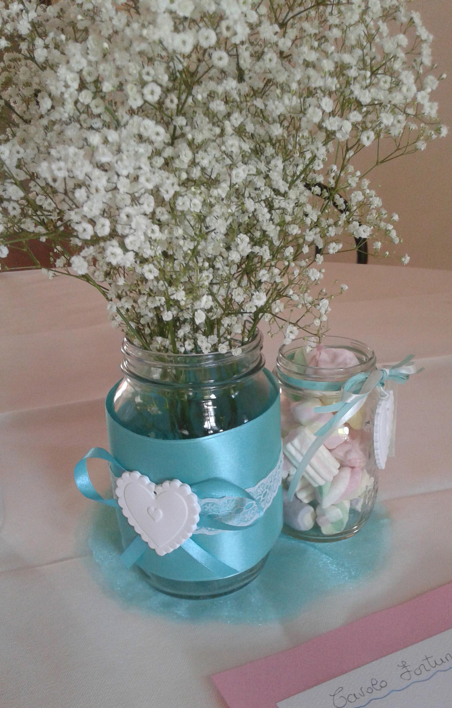 particolare vaso porta fiori